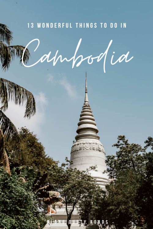 Cambodia is a country of contrasts. From bustling cities to lush countryside, historic ruins and tropical islands - here are the best things to do in Cambodia! #Cambodia #SouthEastAsia #ThingsToDo #CambodiaGuide Angkor Wat Cambodia   Cambodia photography   Cambodia travel   Cambodia travel guide   Cambodia Beaches   Siem Reap.