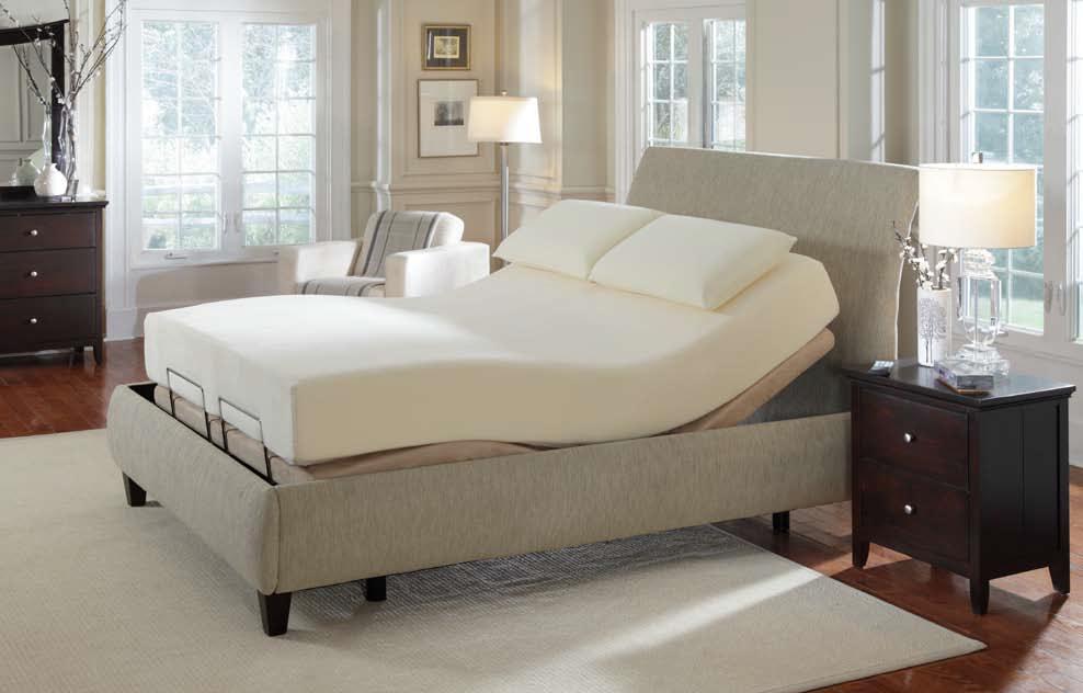 Coaster Furniture Premier Bedding Pinnacle Queen Adjustable