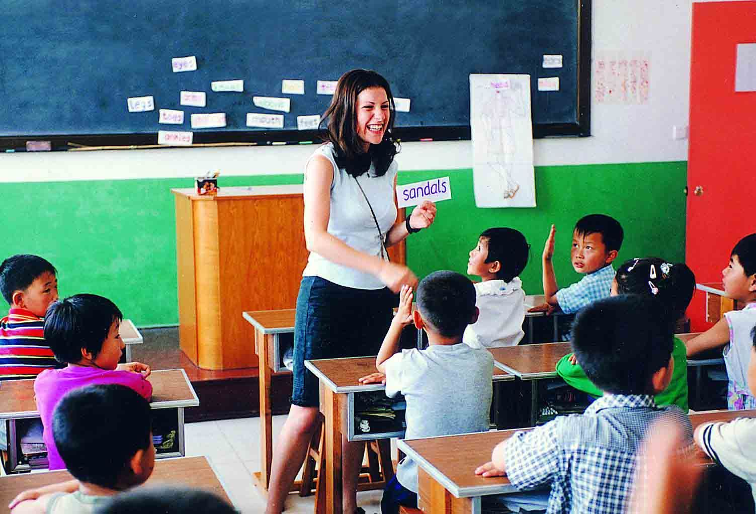 Are you looking for Tutoring jobs in China? English