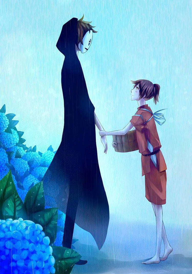 Spirited Away By 12 O Clock On Deviantart Hayao Miyazaki