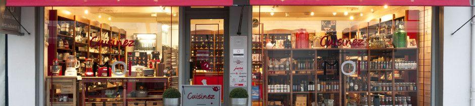 Cuisina - Produits d'ici et d' ailleurs...!