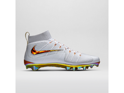 detailed look b9113 7682c Nike Vapor Untouchable (Super Bowl Edition) Men s Football Cleat