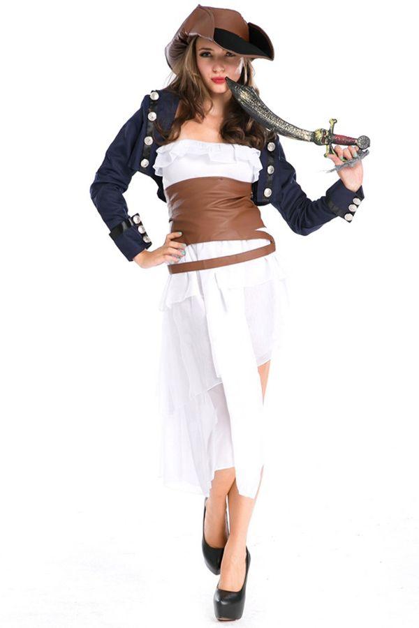 sexy military halloween pirate costume new house halloween rh pinterest com