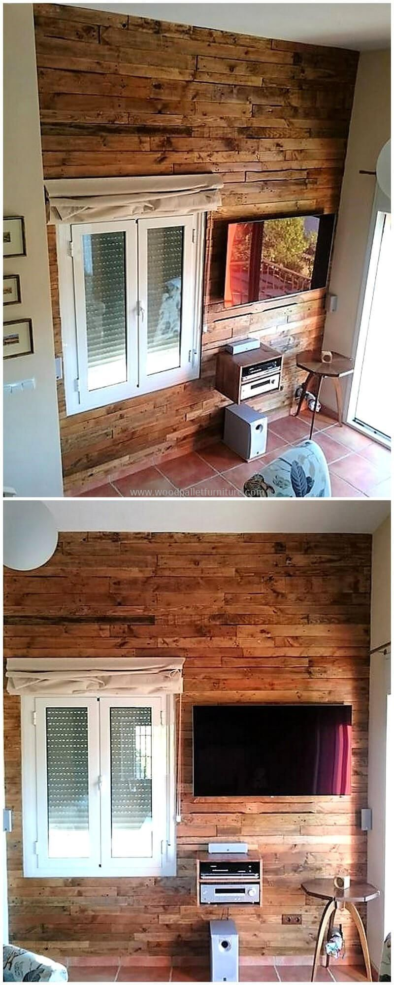 Great Ideas For Reusing or Recycling Wood