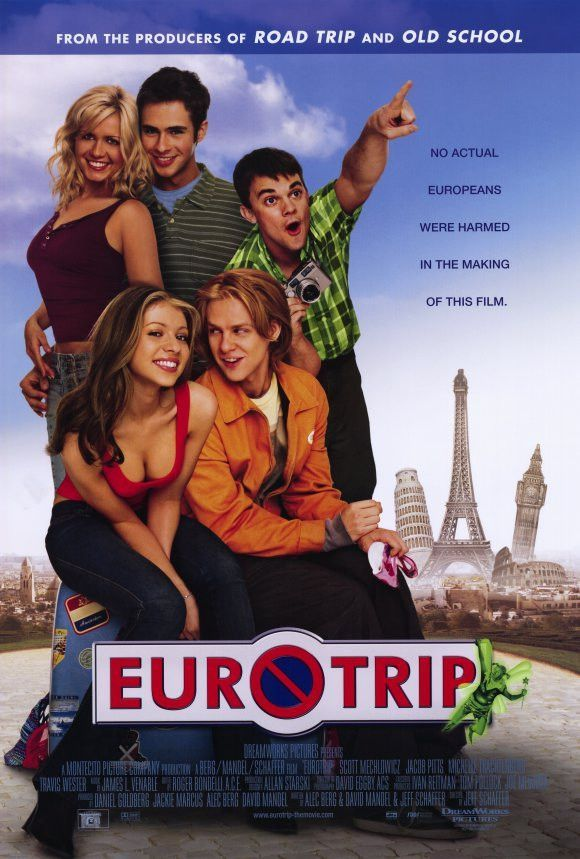 Eurotrip 27x40 Movie Poster (2004)   Movie Posters in 2019 ...