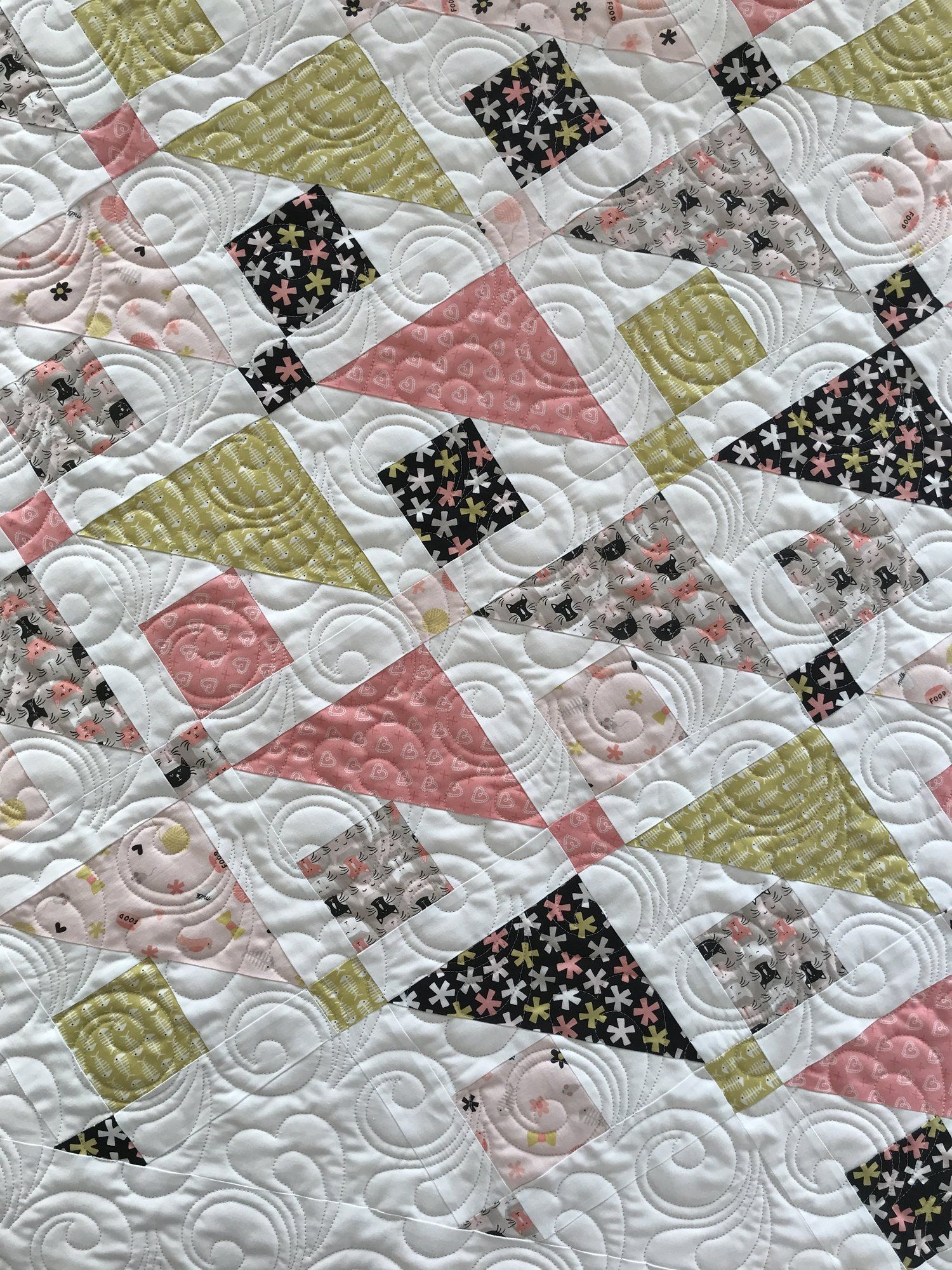 May Flowers Quilt By Jedi Craft Girl And Gigi S Thimble Baby