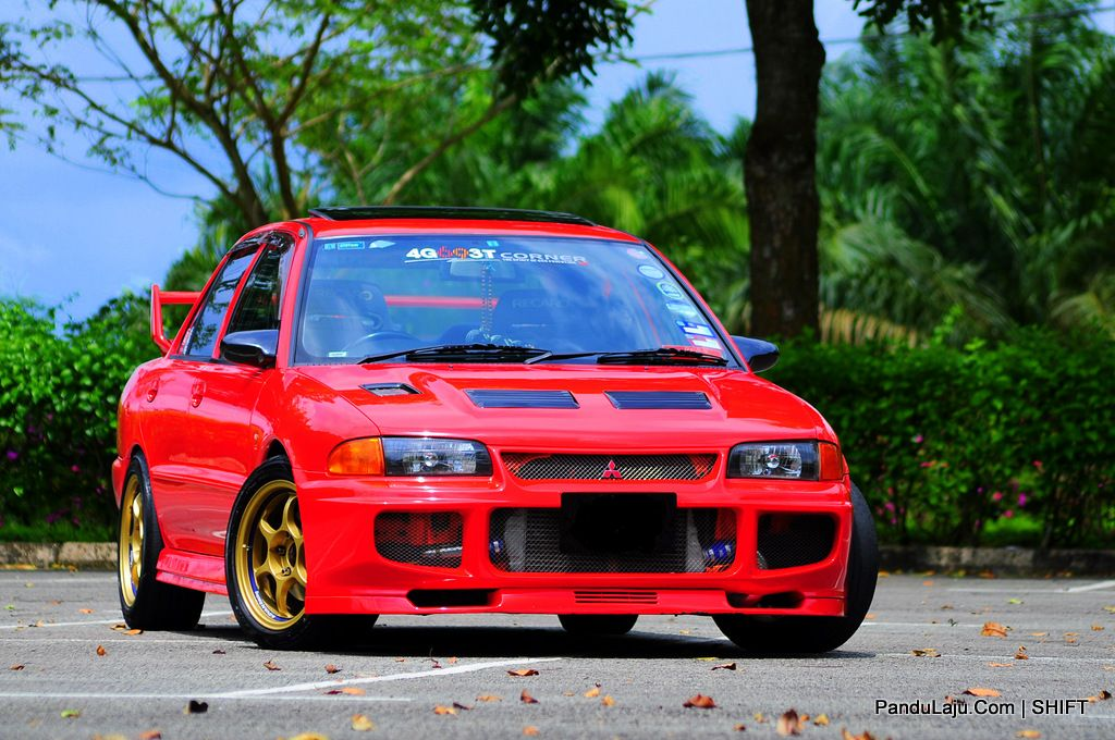 Proton Wira Evo Iii Power Mitsubishi Lancer Evolution Pinterest Evo Jdm And