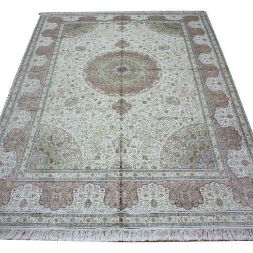 Amazon Com 10 X14 Handmade Silk Rug Turkey Silk Rug Turkey Silk Carpet Iran Silk Rug Iran Silk Carpet Big Size Carpet 266d 10x14 Rugs Bohemian Rug Carpet