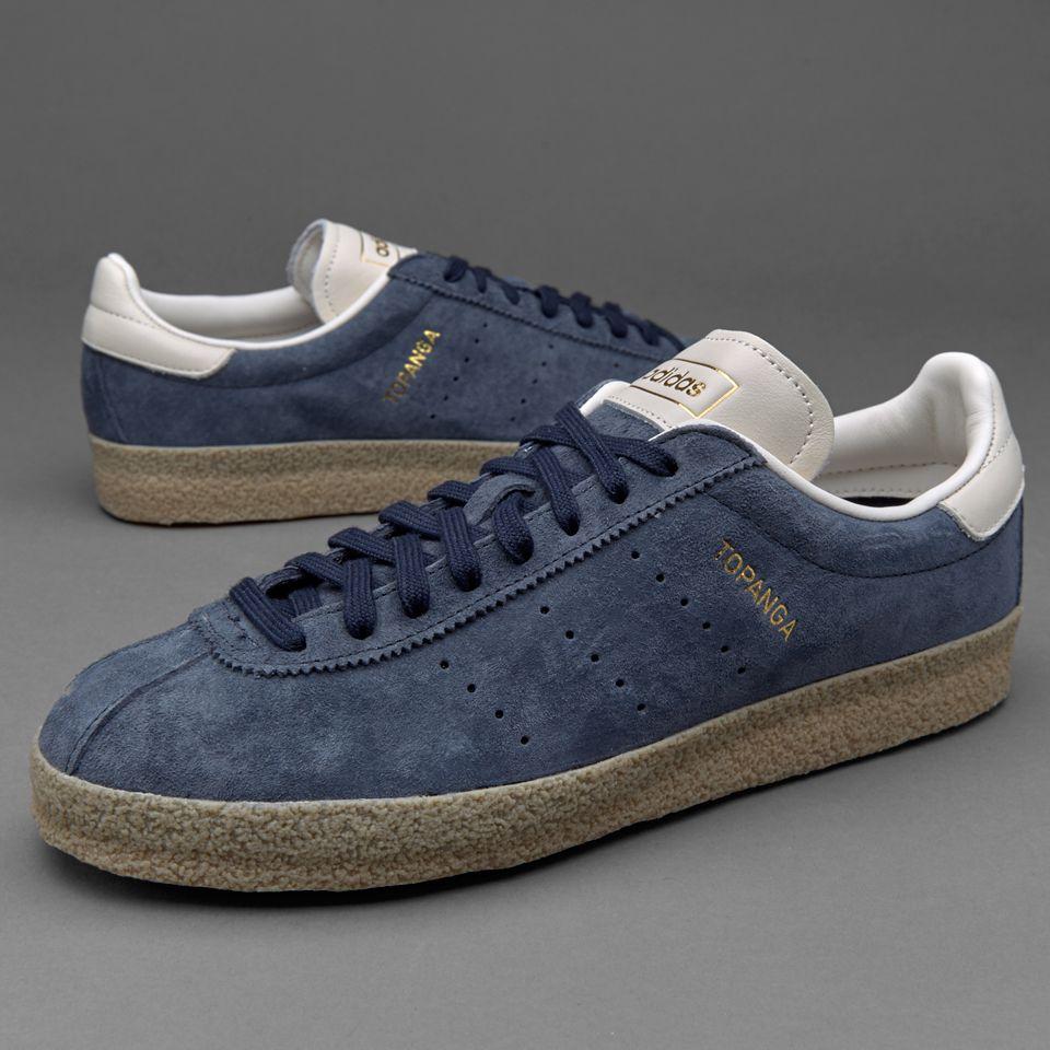 Adidas originali topanga pulito: notte marina scarpe: adidas