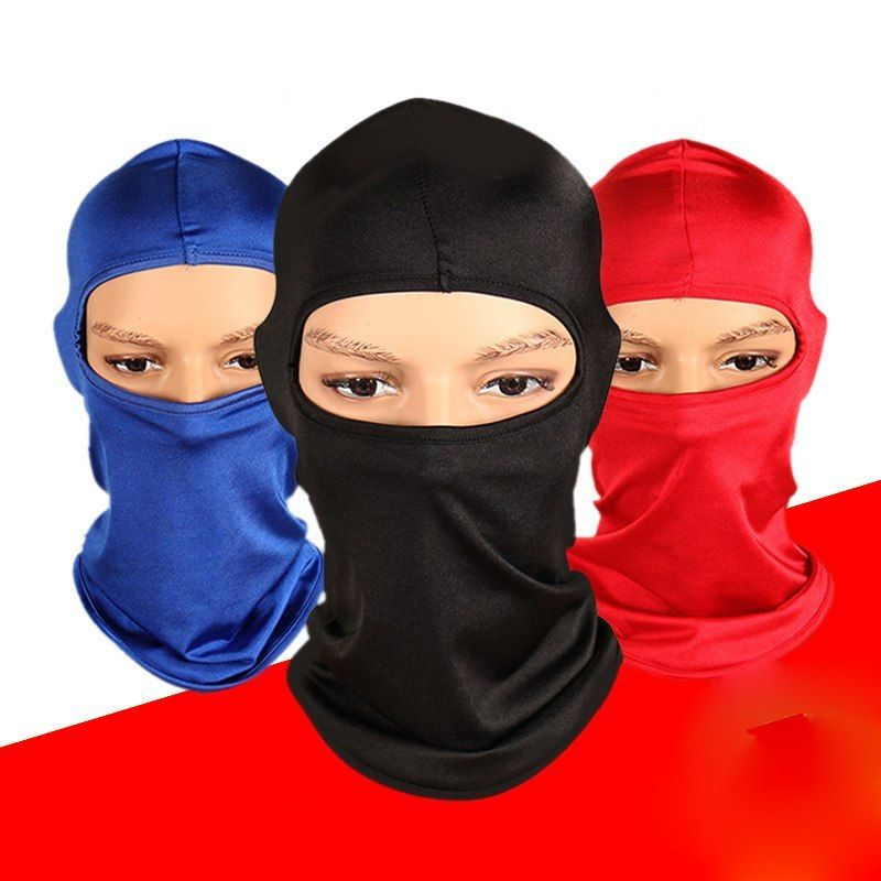 Bicycle Motorcycle Fishing Full Face Head Neck Cover Hood Protector UV Cap