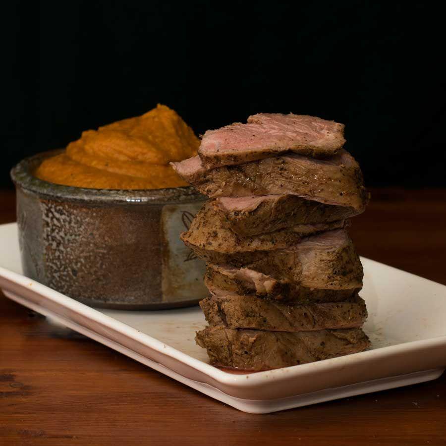 Sous Vide Pork Tenderloin with Chili Rub | Recipe | Sous vide, Sous vide pork, Pork
