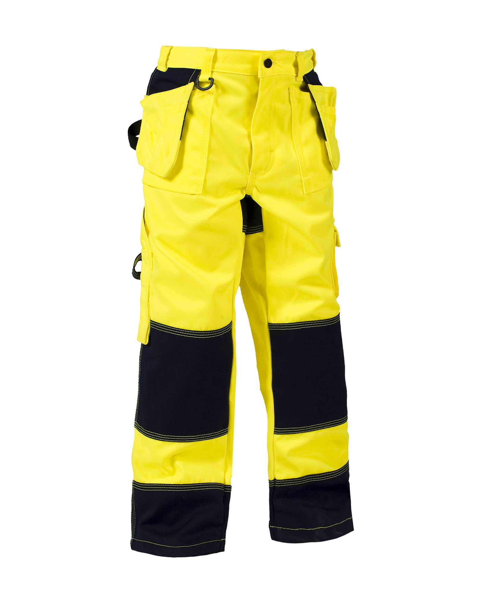 Blåkläder -                                 152418603389 Children´s High Vis Trousers