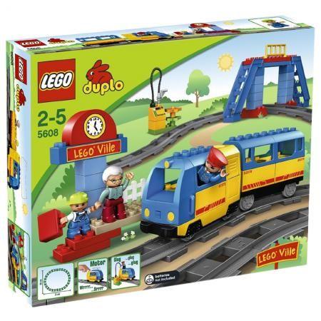 Lego 5608 Duplo Pociąg Zestaw Startowy Serwetki Pinterest
