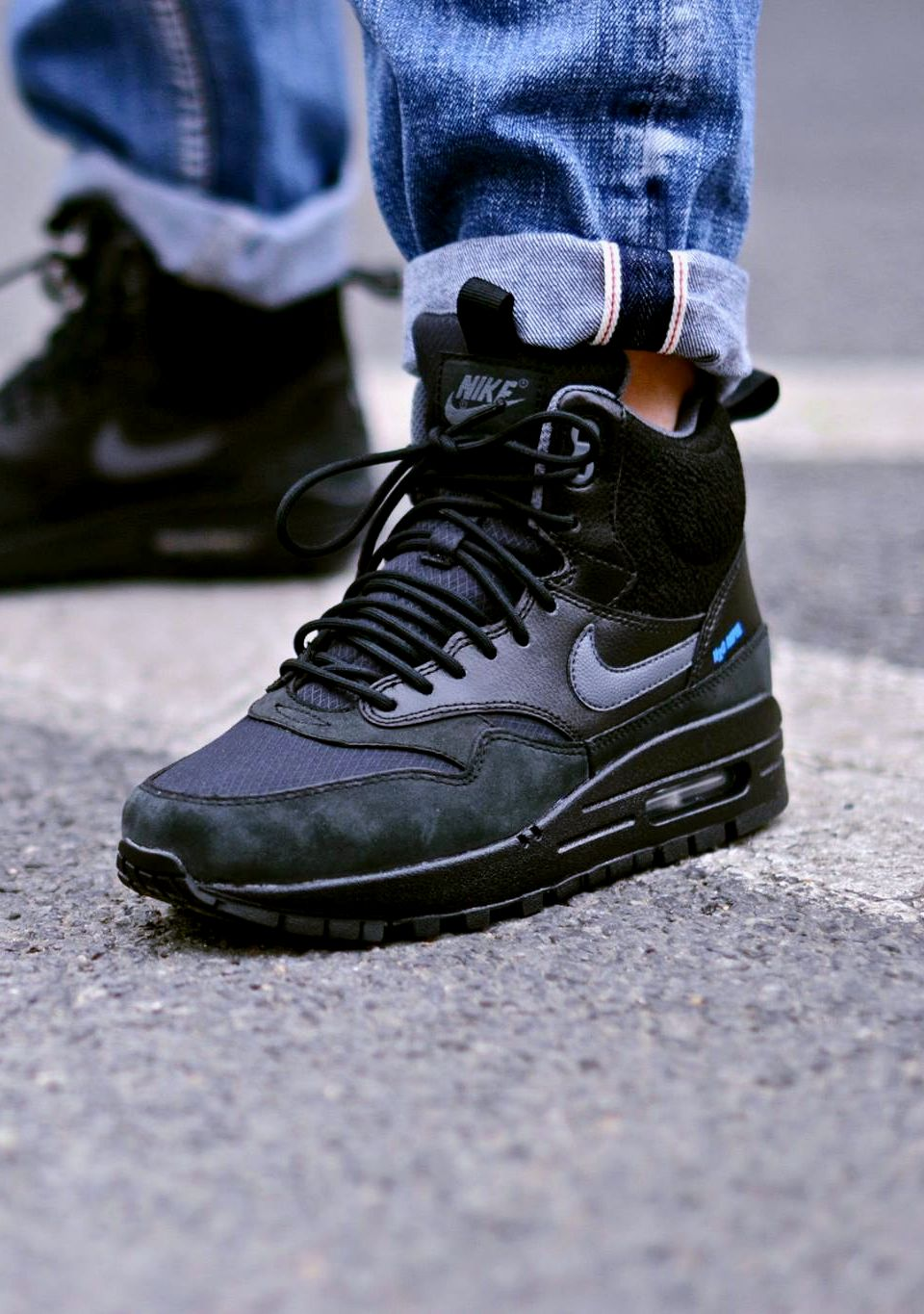 buy popular 1961a 5d880 NIKE AIR MAX 90 SNEAKERBOOT