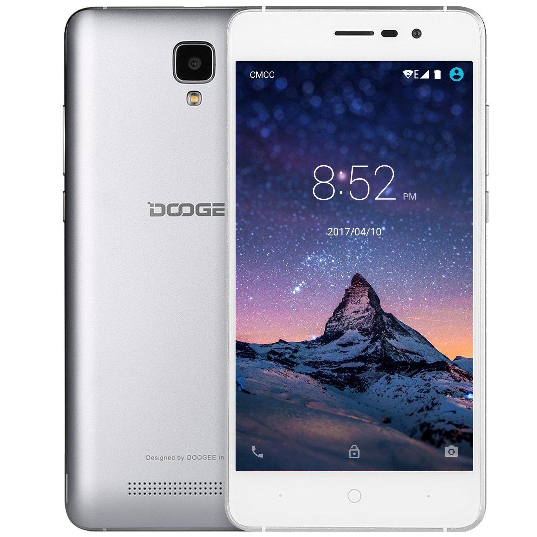 Unlocked Cell Phones Doogee X10 Dual Sim Smartphones With 5 0