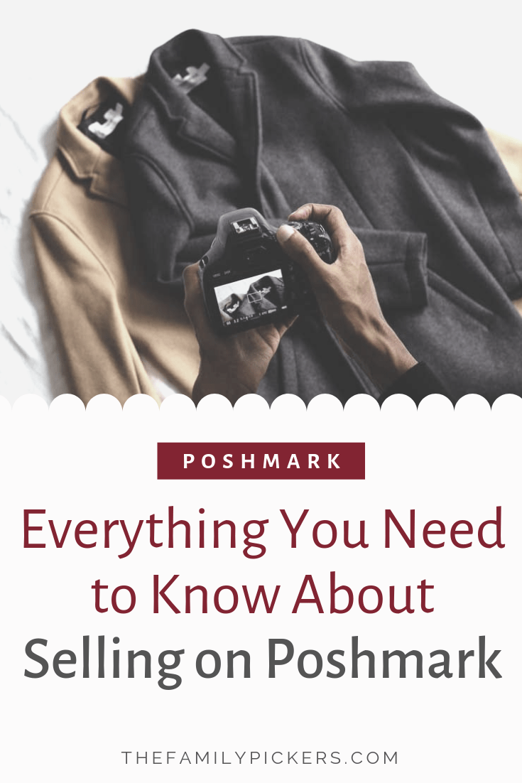 Poshmark How Does Selling Work? Selling clothes