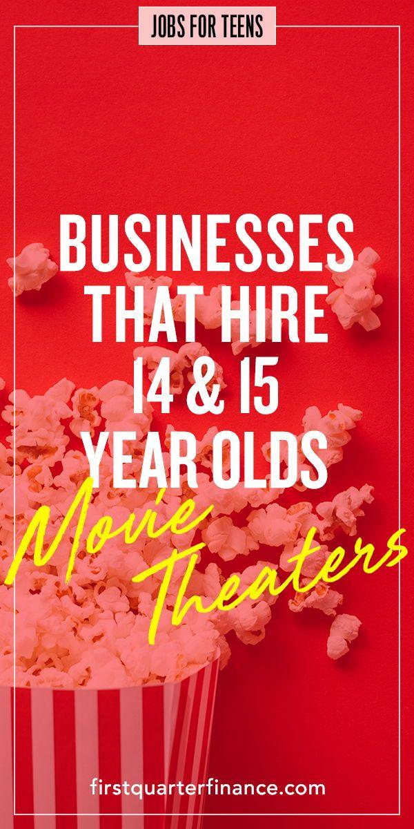 hire places jobs money work teens restaurants summer part easy earn list firstquarterfinance etc extra apply quick
