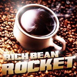 Wizmix 'Rich Bean Rocket' / ECigWizard Vaping Lounge