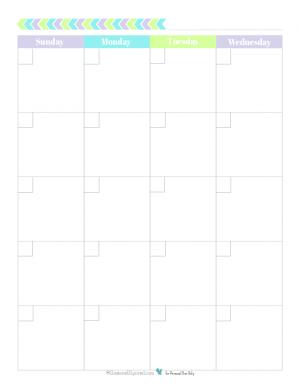 Personal Planner - Free Printables   Planner printables ...