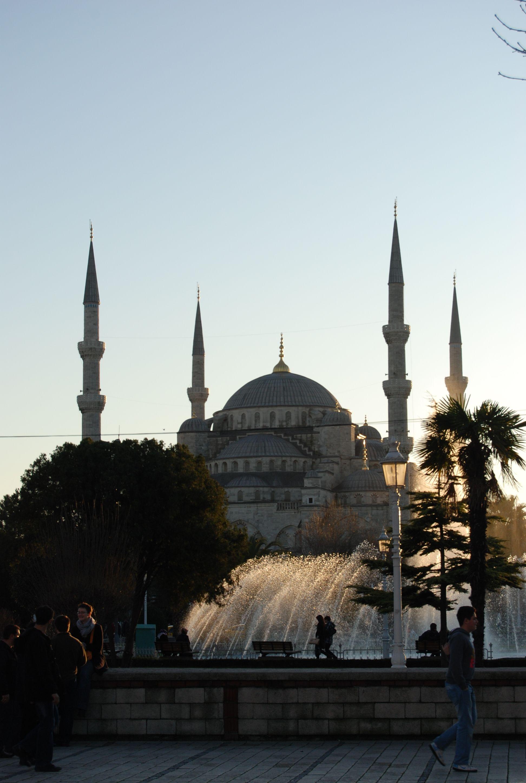 Istambul - Mesquita Azul