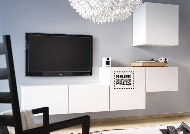 BESTA at its best Interior Pinterest Wohnzimmer, Wohnen und - h ngeschrank wohnzimmer wei