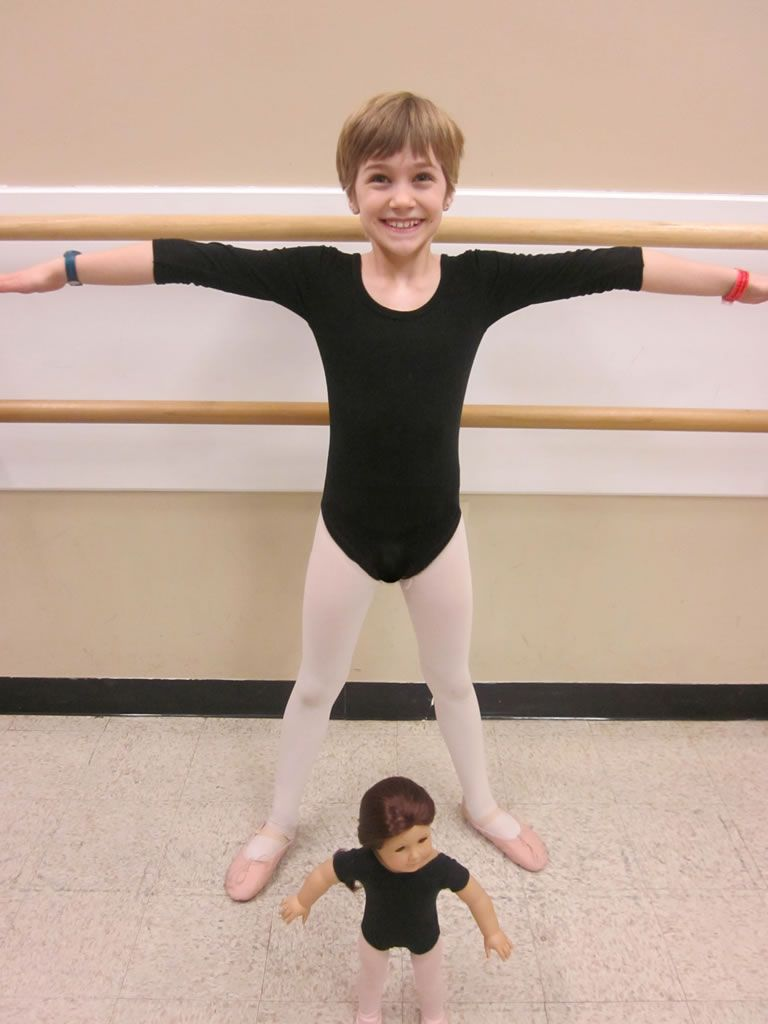 Ballet With Doll Things To Like In 2019 Boys Leotard