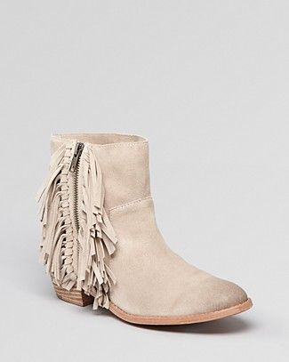 e62ad54c07600 Zadig   Voltaire Booties - Pearce Fringe