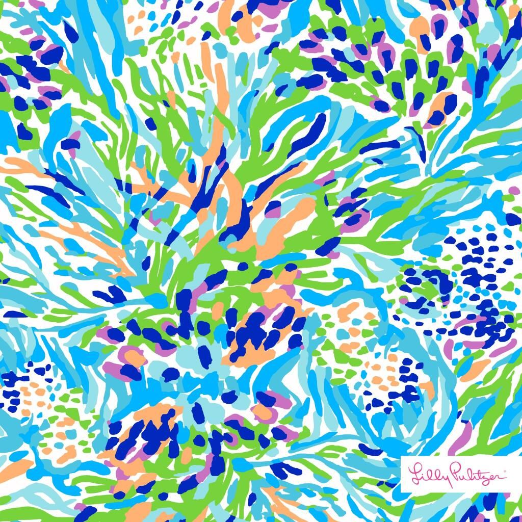 Lilly Pulitzer on in 2020 Lily pulitzer wallpaper, Lilly