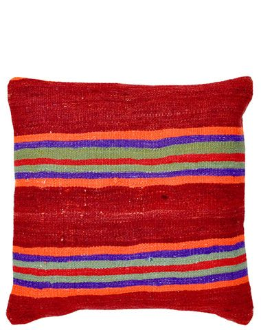 "16"" Kilim Pillow, Double Stripe"