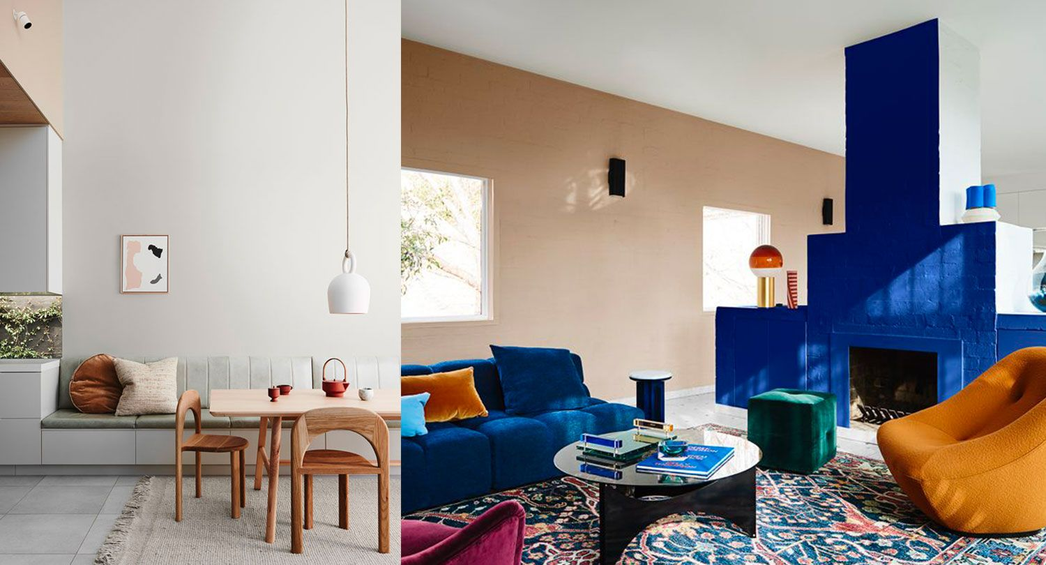 2020 2021 Color Trends Top Palettes For Interiors And Decor Wall Color Combination Trending Decor Interior