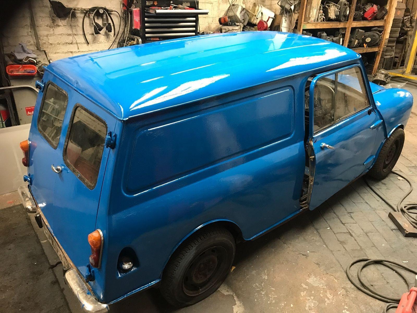 1979 classic mini van for restoration L@@K
