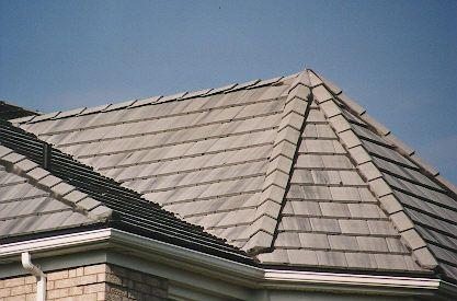 Flat Concrete Tile Roof Concrete Tiles Concrete River House