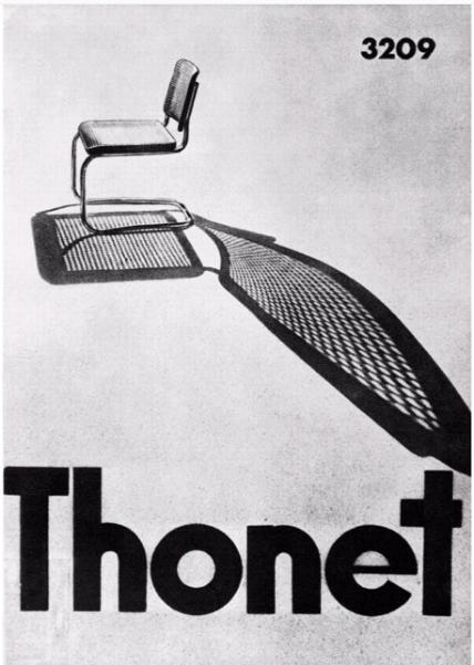 S32 | THONET design by Marcel Breuer (1929)