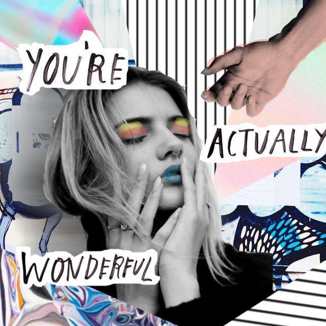 You're actually wonderful xx
