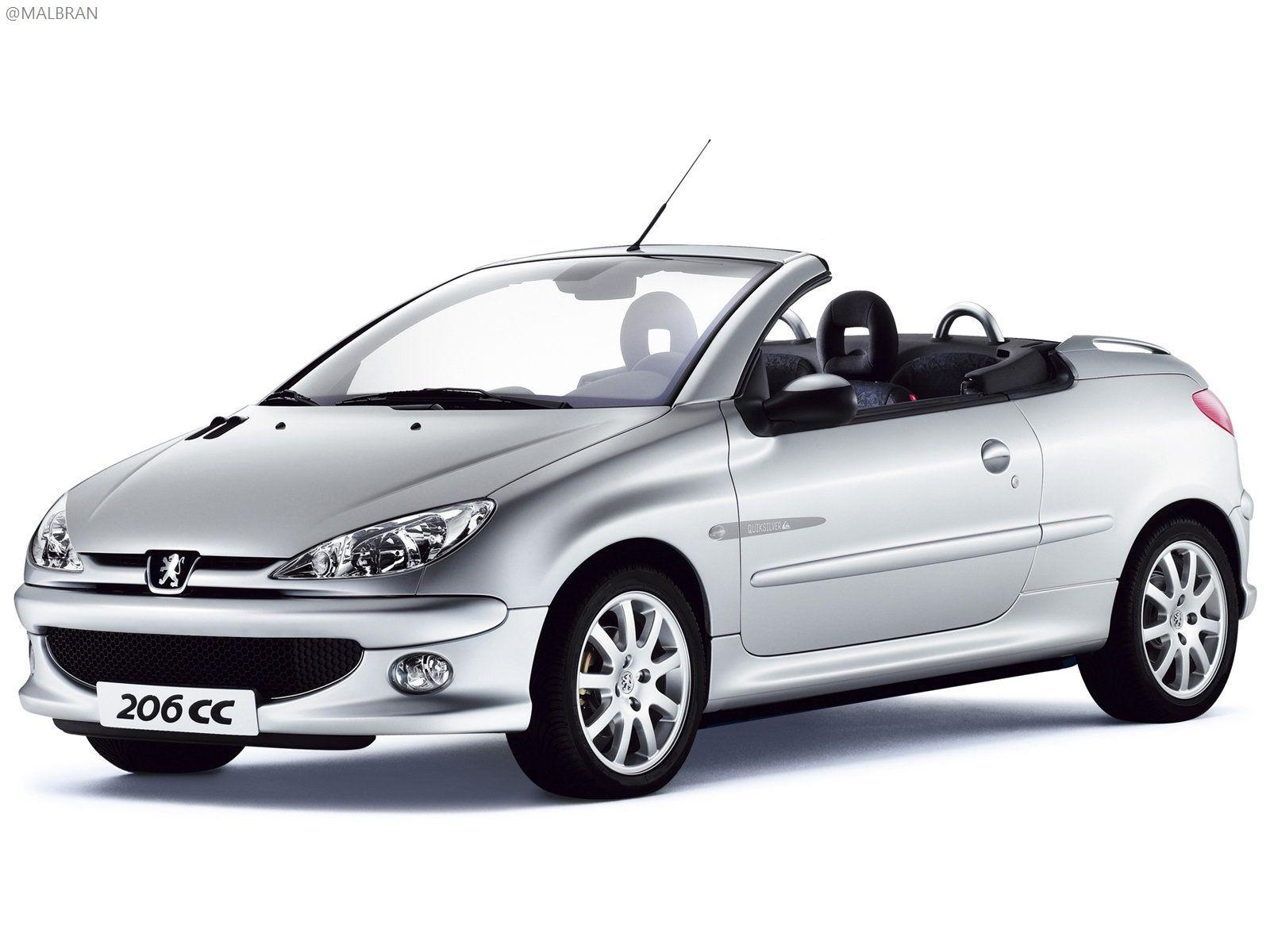 2003 Peugeot 206 CC