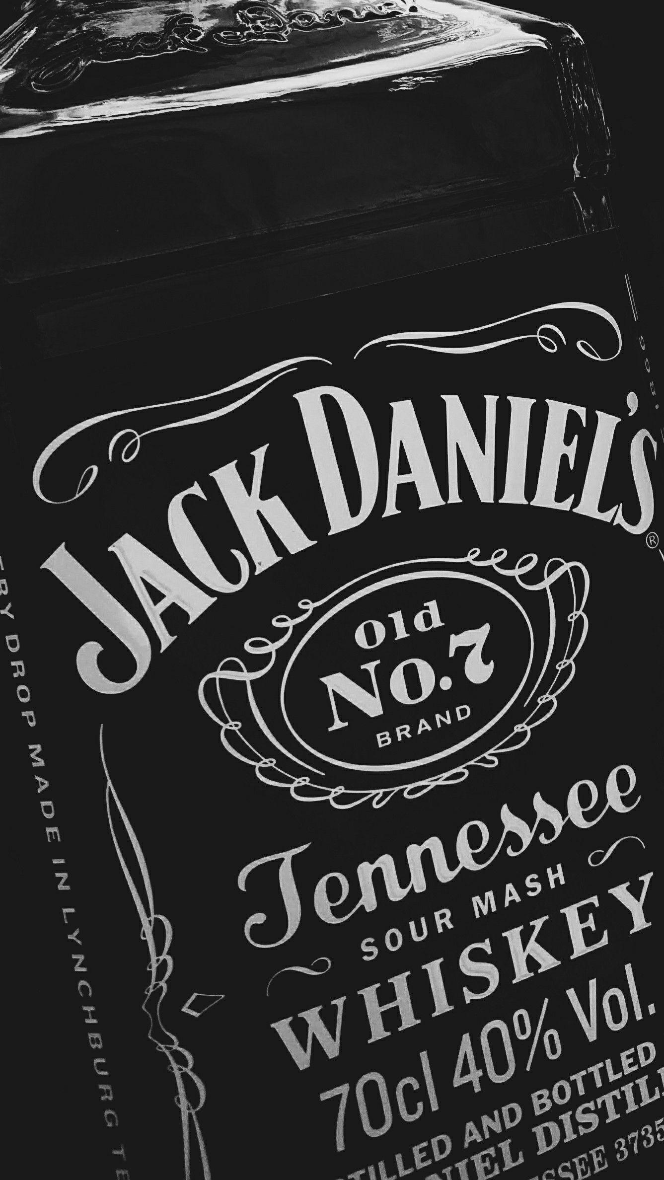 Jack Daniels Wallpaper Black Background Amoled Papeis De