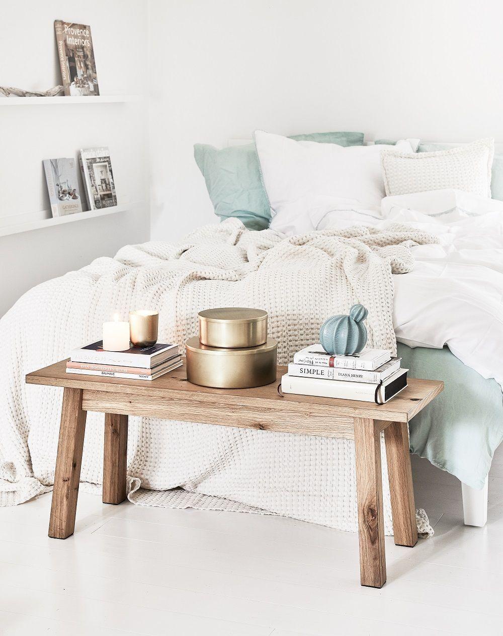 Summer Dreams In Diesem Wunderschönen Schlafzimmer Stimmt