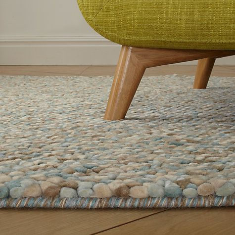 John Lewis Jelly Beans Rug Duck Egg