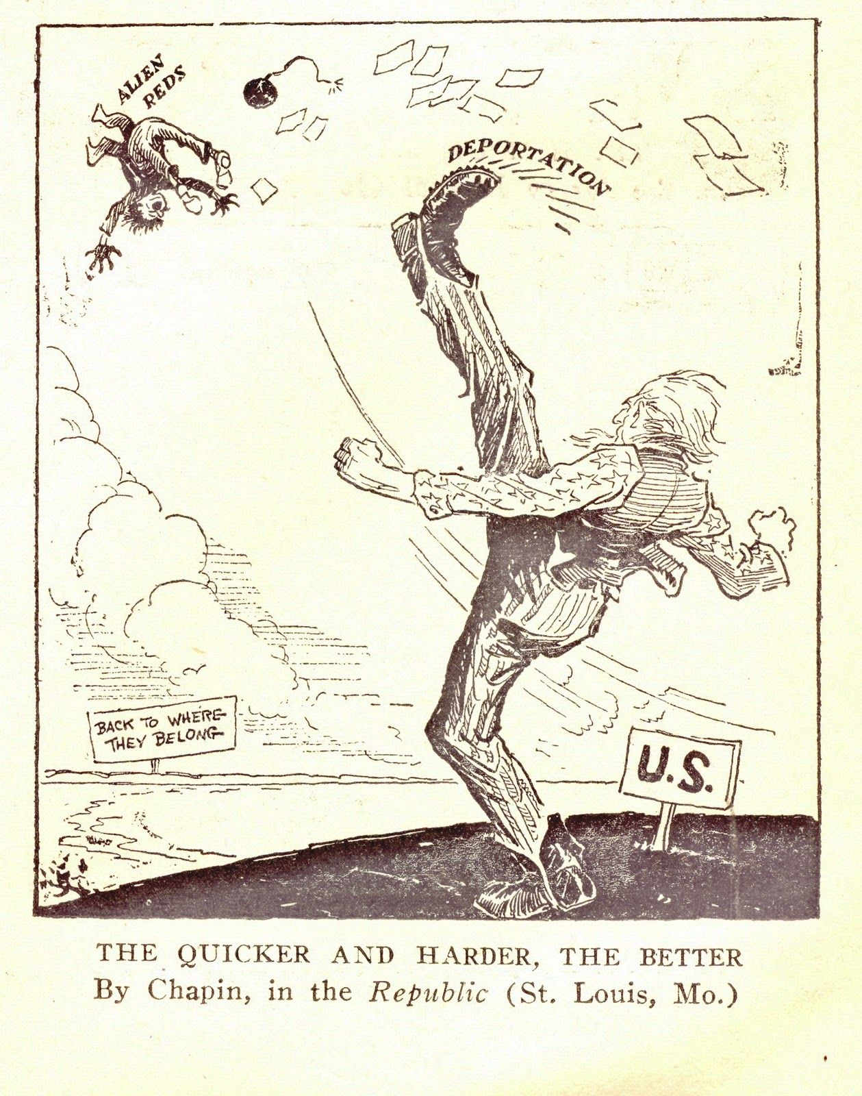 Iron curtain cartoon -  No Irish Need Apply Things The Right Wing Would Like You To Forget