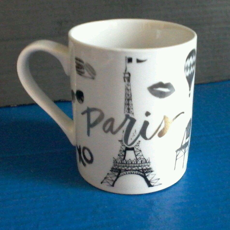 Coffee Mug Y Fringe Studio Eiffel Tower