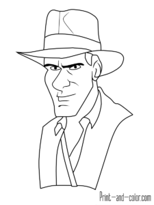 Indiana Jones Indiana Jones Lego Coloring Pages Free Coloring Pages