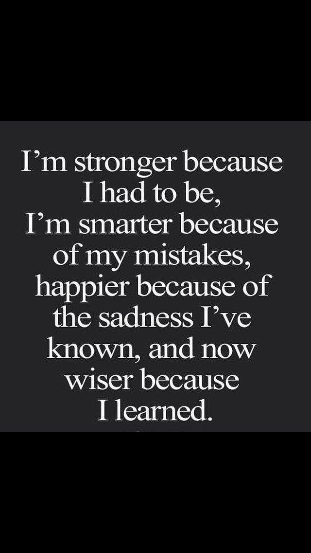 Stronger Quotes Quotes  Quotes  Pinterest  Qoutes Inspirational And Wisdom