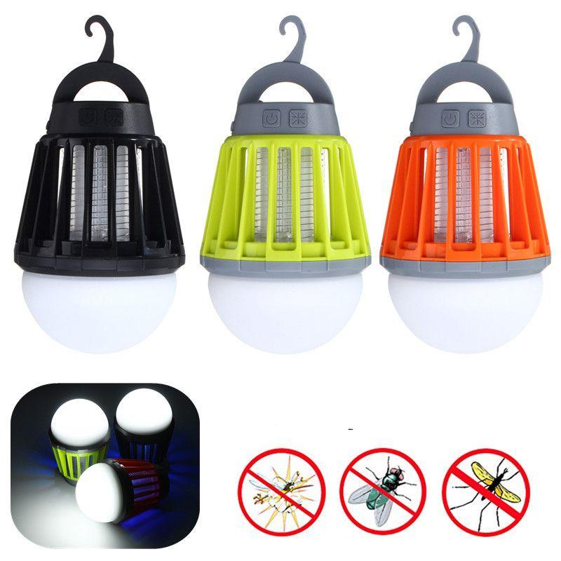 Bombilla Elfeland Lámpara LED impermeable Antimosquitos de dBQrxeoWC
