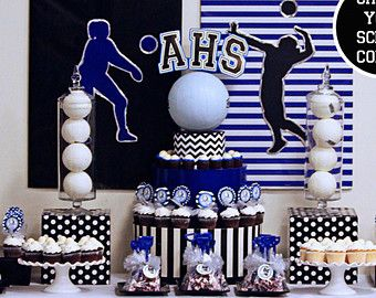 Image Result For Volleyball Centerpieces Volleyball Volleyball
