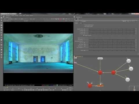 Nuke tutorial - Create an underwater effect - YouTube | Nuke