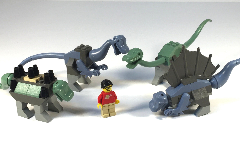 Lego dinosaurs gallery - Lego dinosaures ...