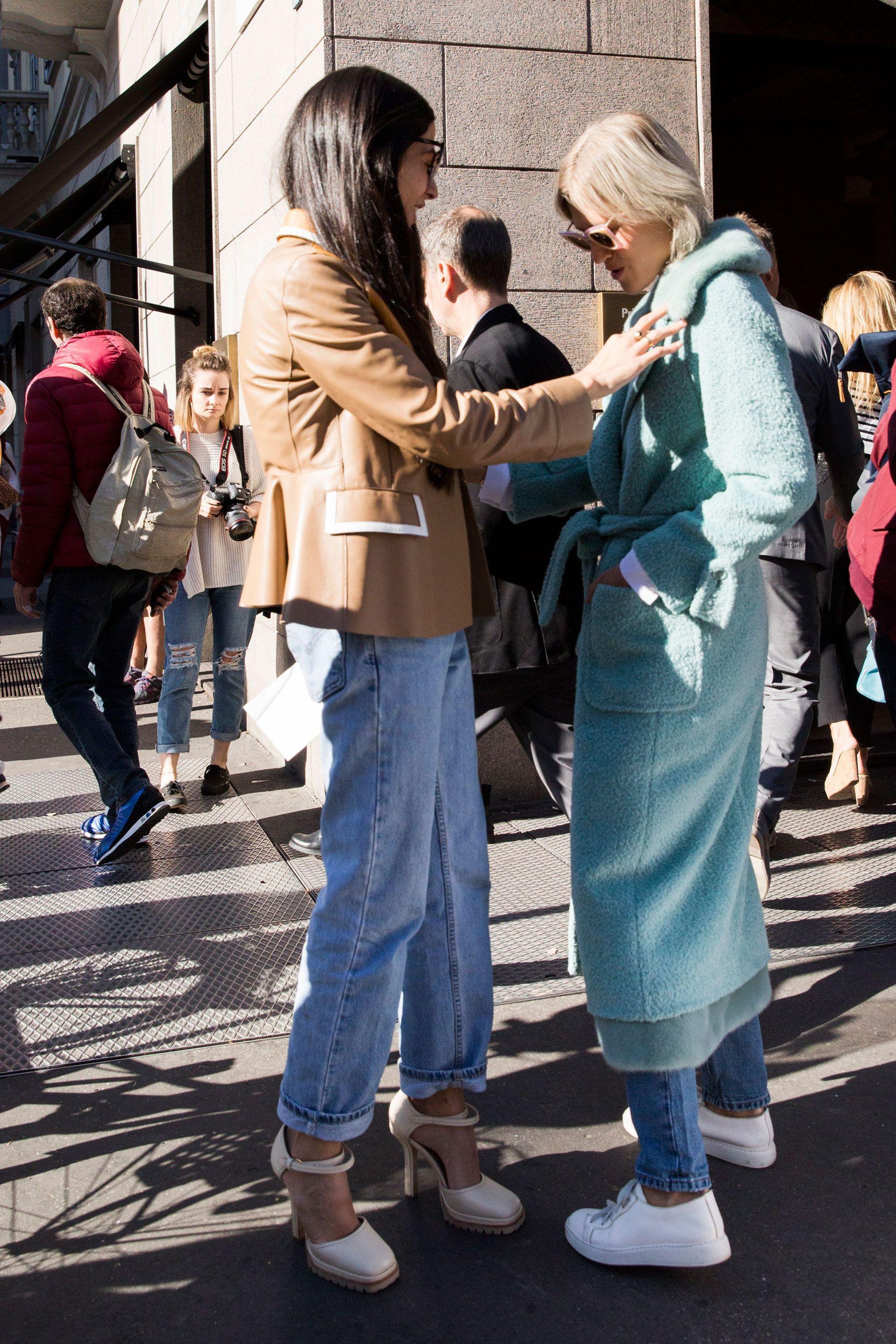 Street Fashion Milan Fashion Week Wiosna Lato 2016 Fashion Week Milan Fashion Week Fashion Week Spring