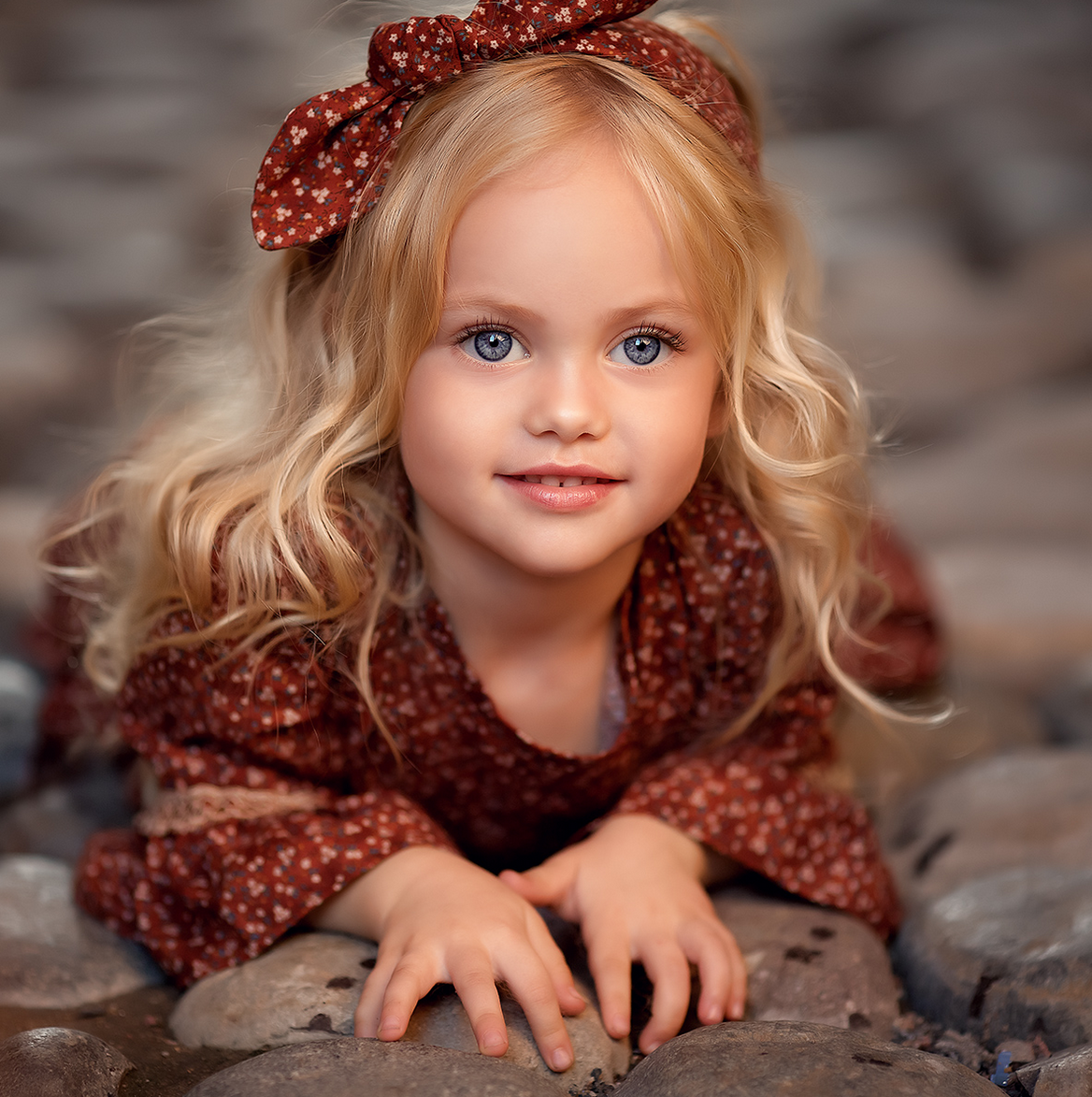 Beautiful Children, Beautiful Little Girls