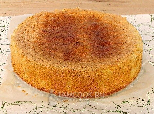 бисквит на дрожжах рецепт с фото