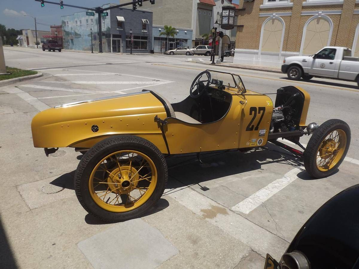 1920s No. 9 Ford Model T Racer - Museum of American Speed | Drive ...